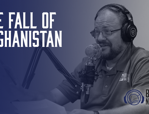 #11 – The Fall of Afghanistan
